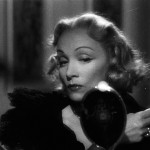Marlene Dietrich, another famous German import