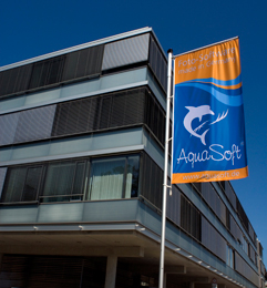 AquaSoft HQ in Potsdam, Germany