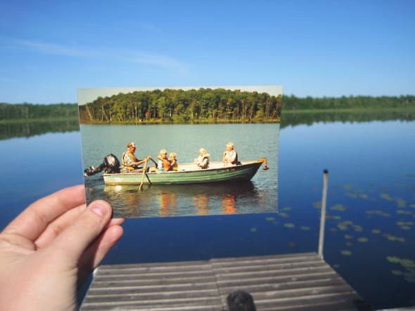 Dear Photograph lake