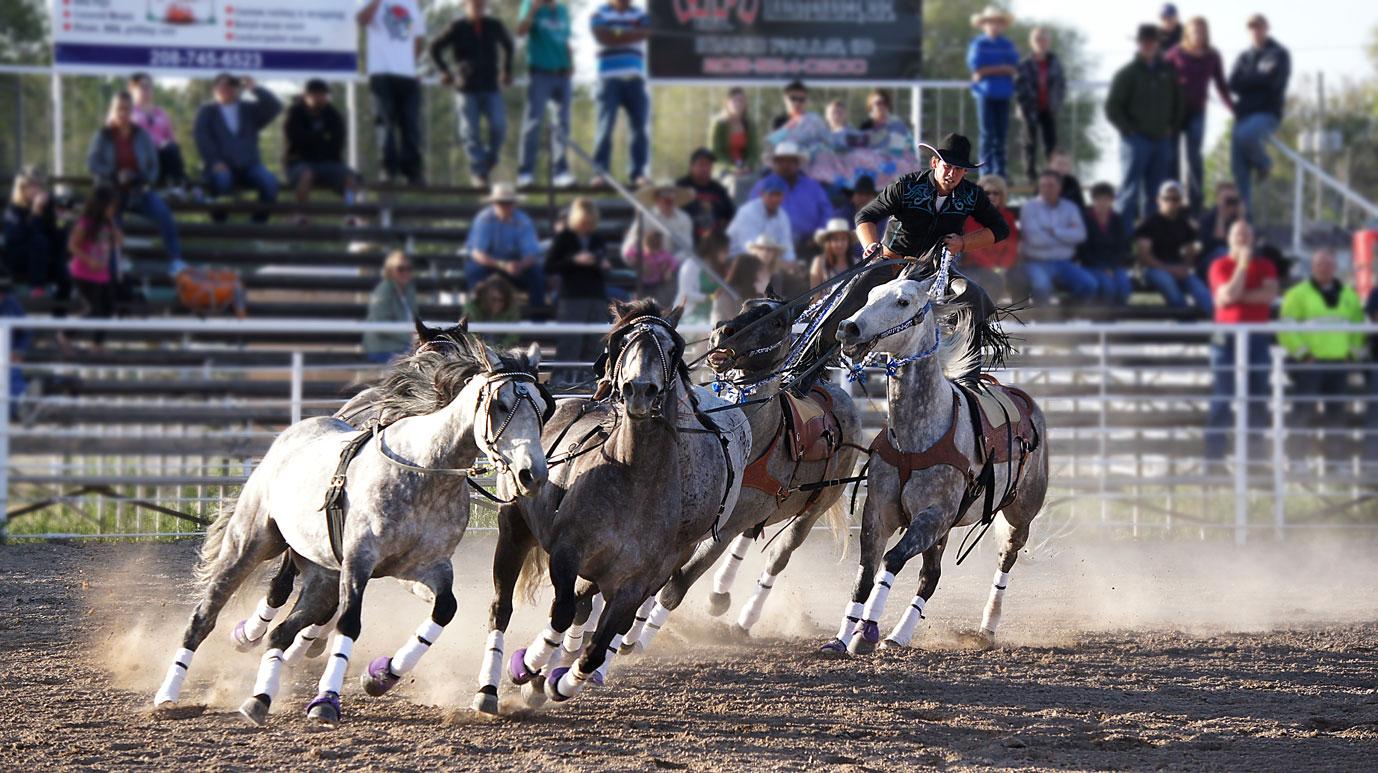 Rodeo Rigby Idaho