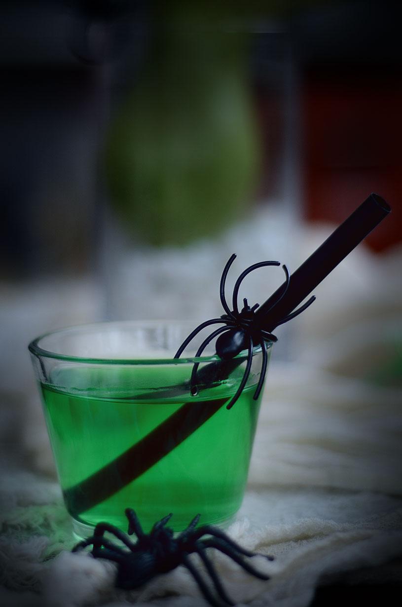 spider-juice