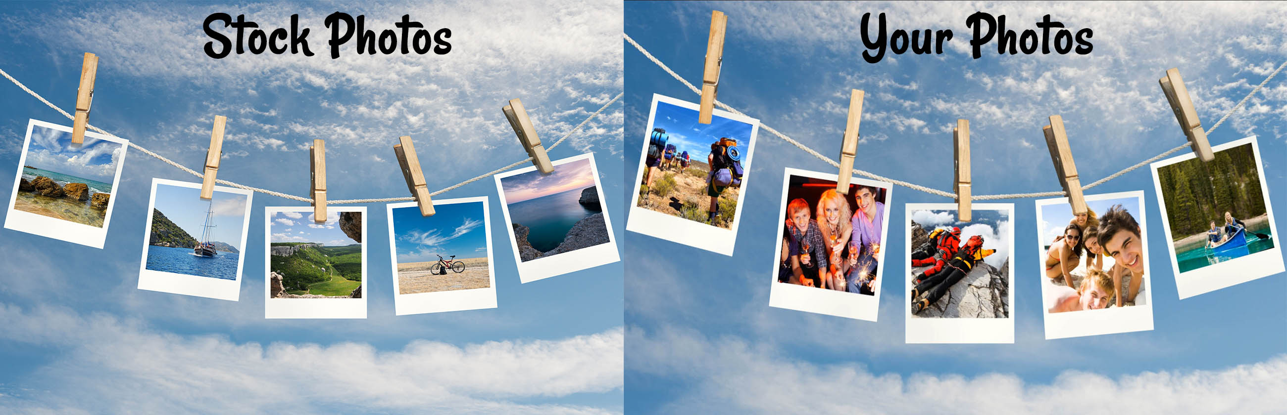 Trial one header photo Frames tutorial